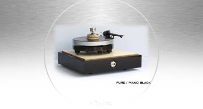 WK Audio Platforma antywibracyja PURE - PIANO BLACK